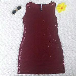 Kensie sequined dress